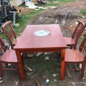 Bàn ghế nướng Hàn Quốc giá rẻ