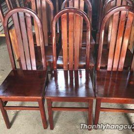 Thanh lý bàn ghế gỗ nhà hàng còn mới