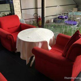 Thanh lý bàn ghế sofa nhà hàng