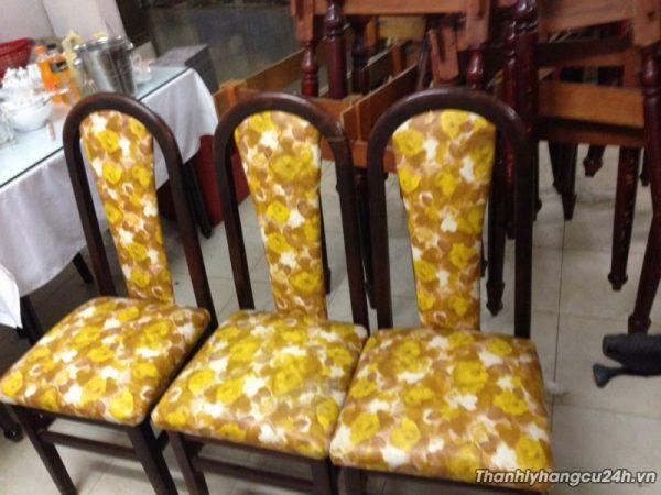 ghế bàn ăn nhà hàng