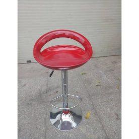 ghế bar đỏ