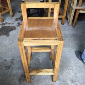 Thanh lý ghế gỗ quán bar