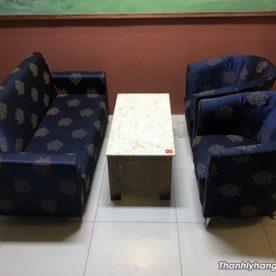 Thanh lý ghế sofa gia đình giá rẻ