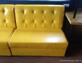 Thanh lý ghế sofa kiểu